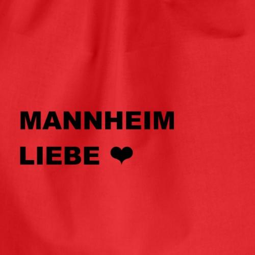 MANNHEIM LIEBE ❤ - Turnbeutel