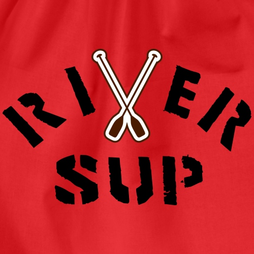 river sup - Turnbeutel