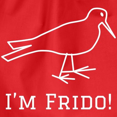 I'm Frido | Frido - Turnbeutel