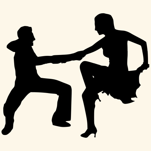 danse2salon - Sac de sport léger