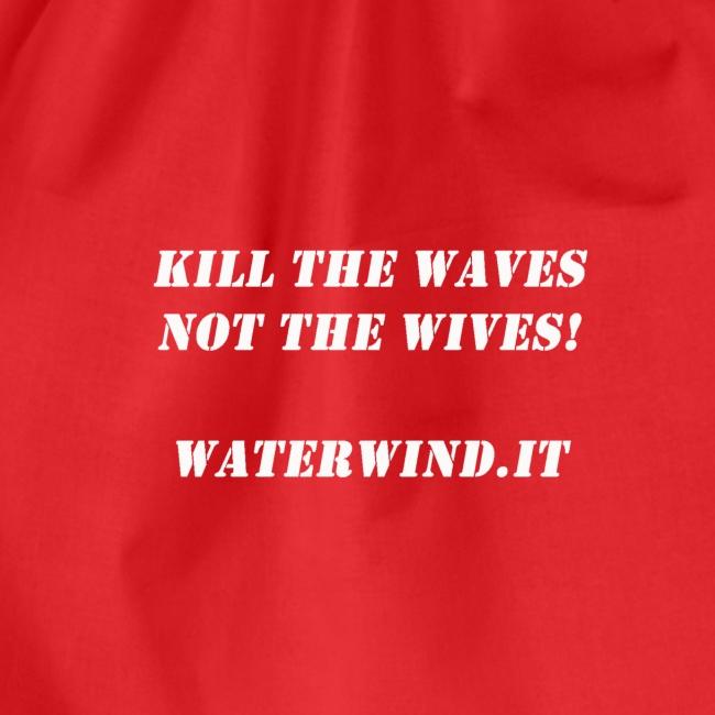 Kill the waves bianco