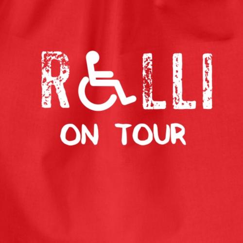 Rolli on Tour - Turnbeutel