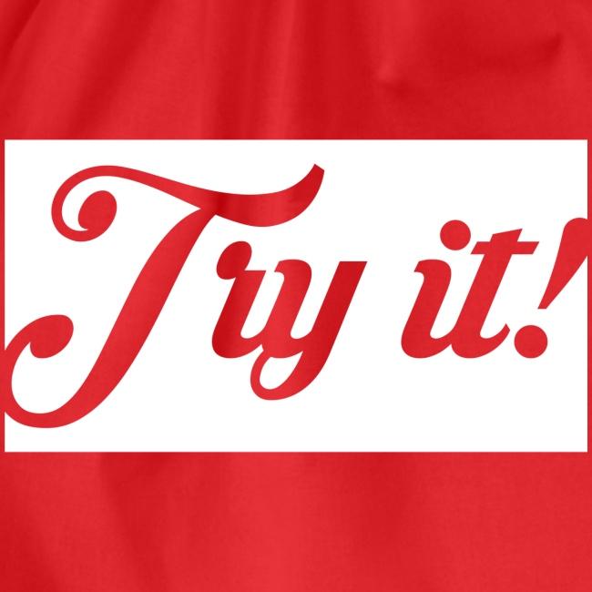 TRY IT! / INTENTALO!