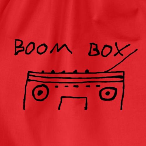 boombox - Turnbeutel