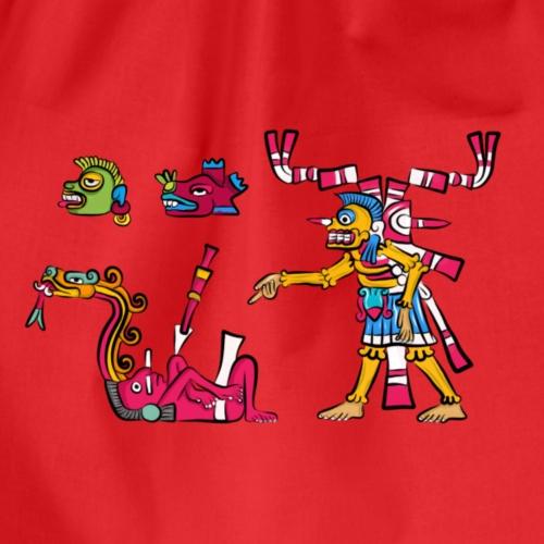 mayas - Mochila saco