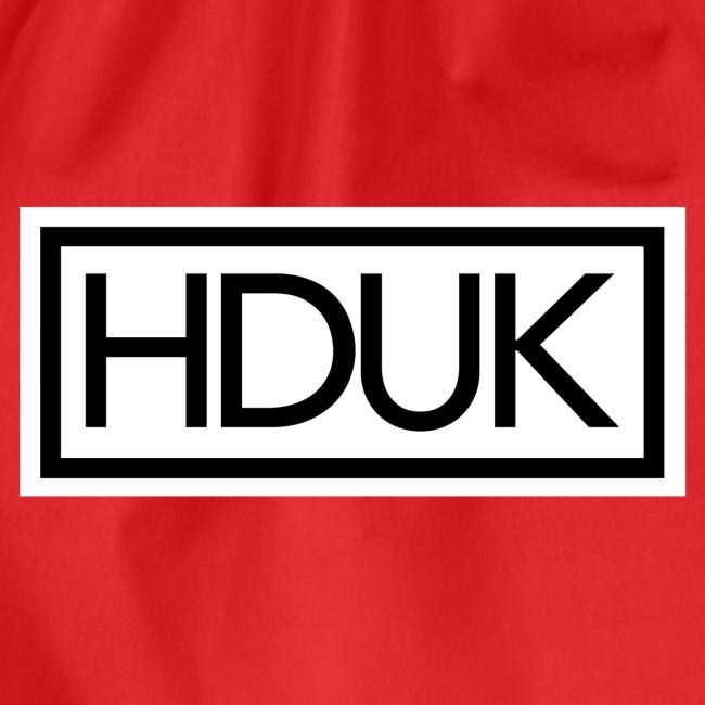 HDUK Black Logo with Border