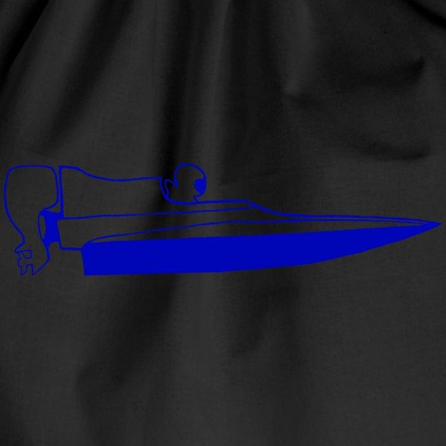 powerboat GT30/GT15 Blue