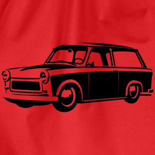 Trabant 601 Kombi Tuning - Drawstring Bag