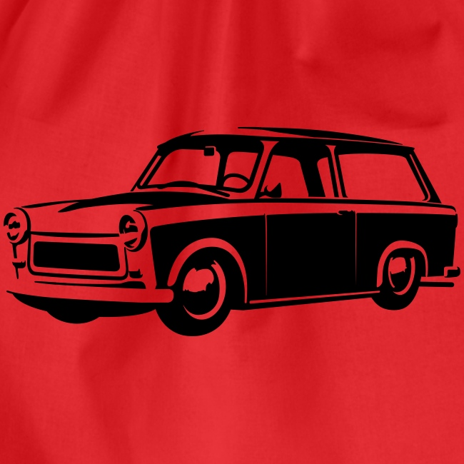 Trabant 601 Kombi Tuning