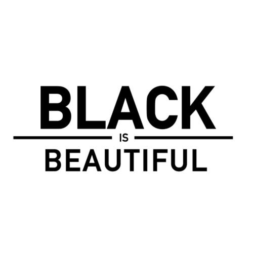 Black is Beautiful - Turnbeutel
