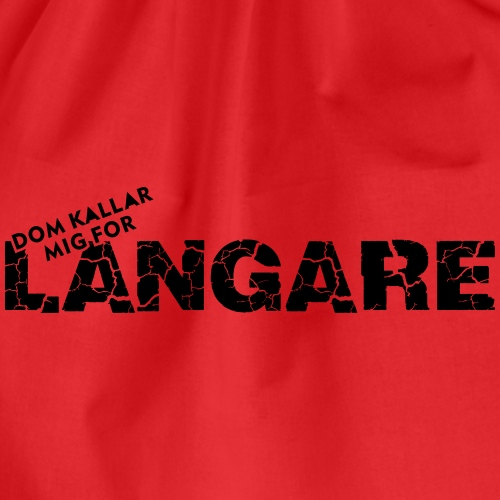 LANGARE - Gymnastikpåse
