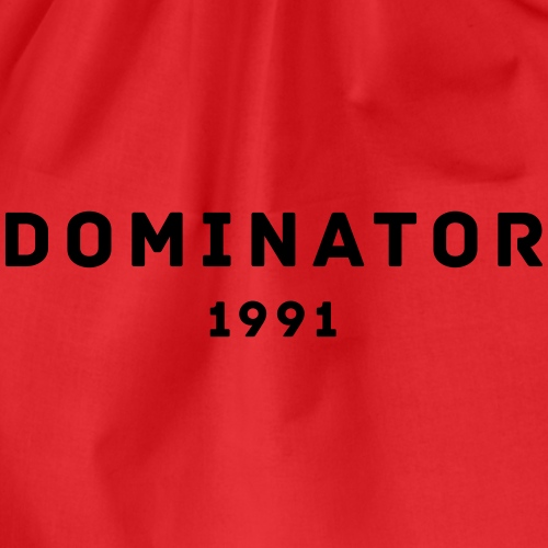 dominator 1991 - Turnbeutel