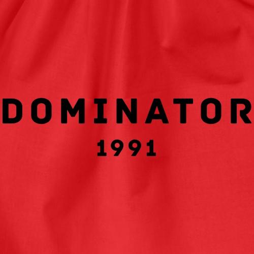 dominator 1991 - Drawstring Bag