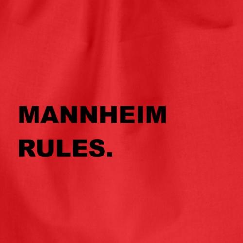 MANNHEIM RULES. - Turnbeutel