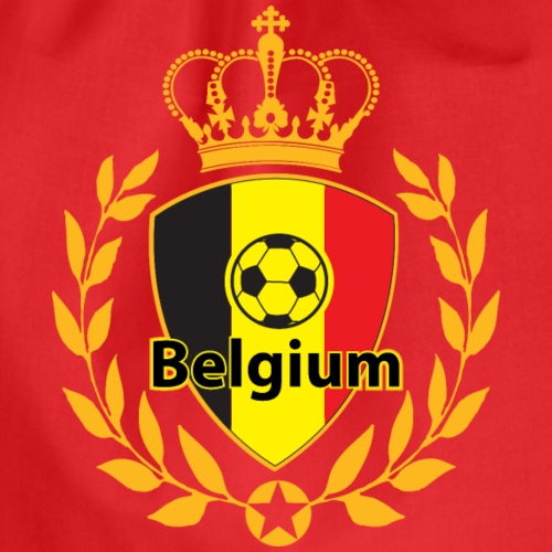 Be a winner with Belgium - Gymtas
