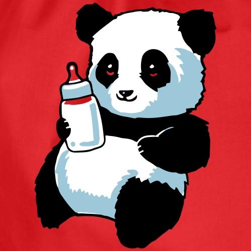Panda Partnershirt - Baby - Turnbeutel