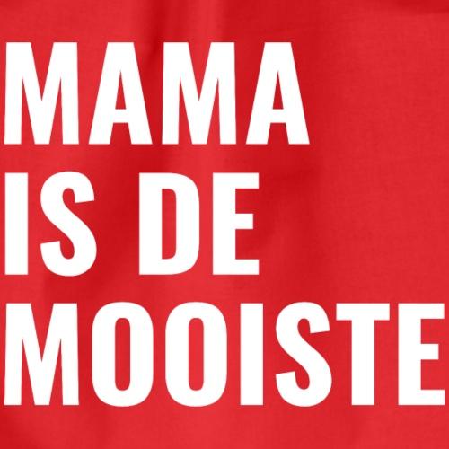 mama is de mooiste - Gymtas