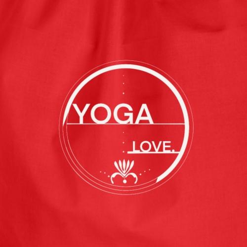 Yoga Love Herzblumen S
