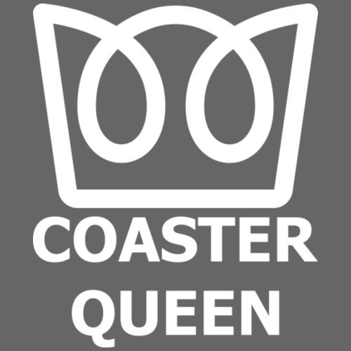 Coaster Queen - Drawstring Bag