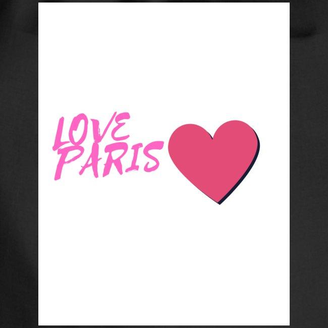 love paris rose