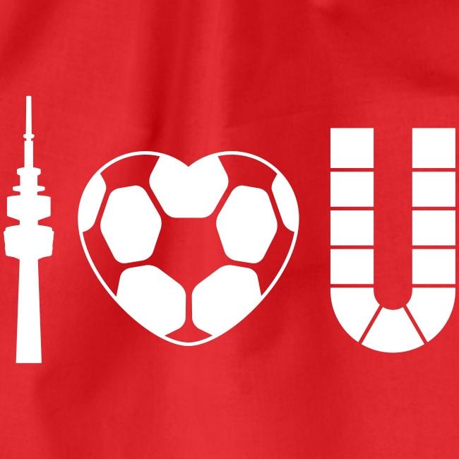 """Dortmund """"I Love U"""""""
