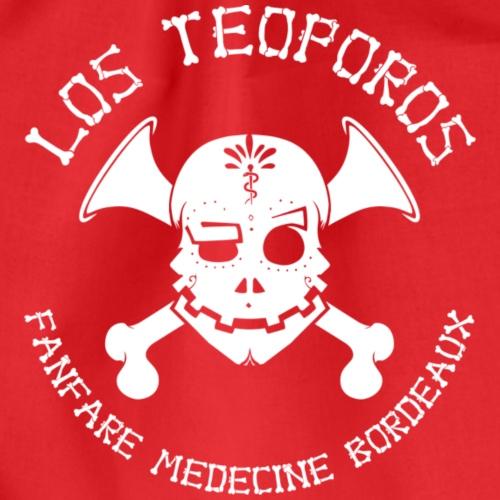 Los Teoporos Blanc - Sac de sport léger