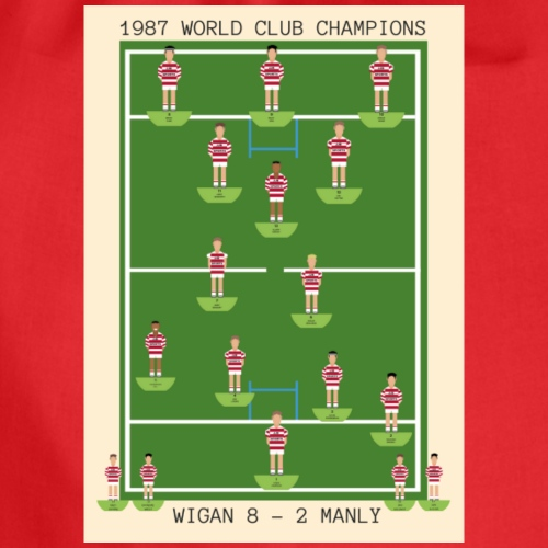 1987 World Club Champions - Drawstring Bag