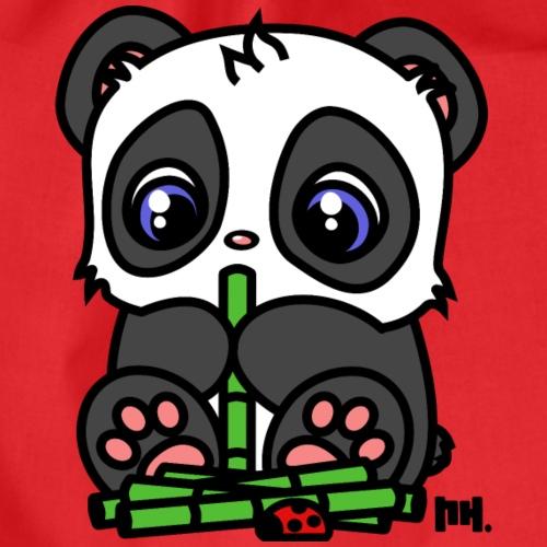 Little Bambus Panda - Turnbeutel