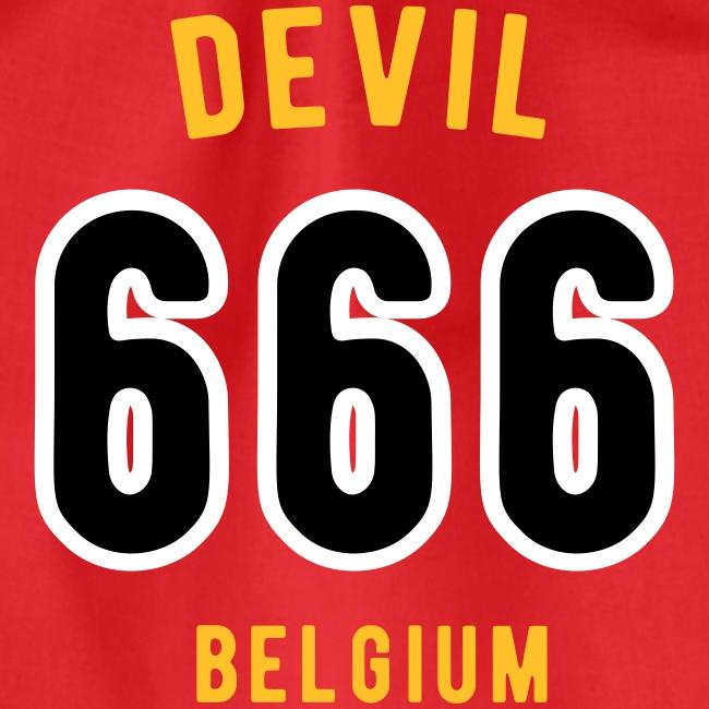 666 devil Belgium