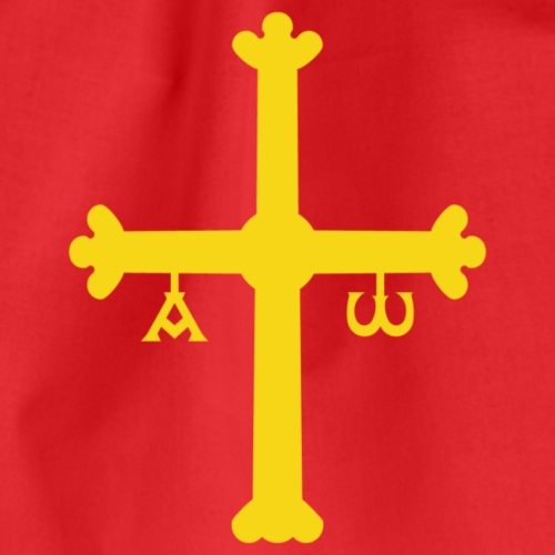 Cruz Asturianas - Mochila saco