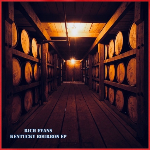 Rich Evans - Kentucky Bourbon EP Cover - Gymnastikpåse