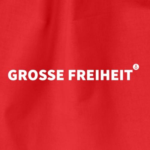 GROSSE FREIHEIT / Anker - Turnbeutel