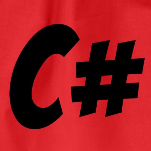 C# - Drawstring Bag