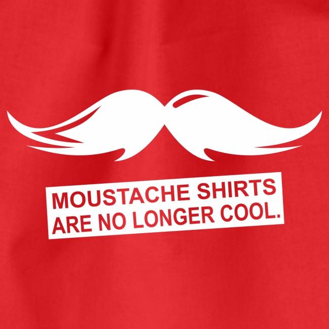 Sind nicht mehr cool Schnurrbart