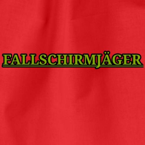 Fallschirmjaeger - Turnbeutel