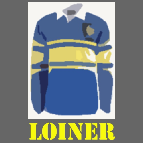 Leeds Loiner (Amber) - Drawstring Bag