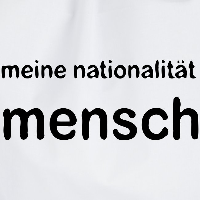 nationalität mensch v 170