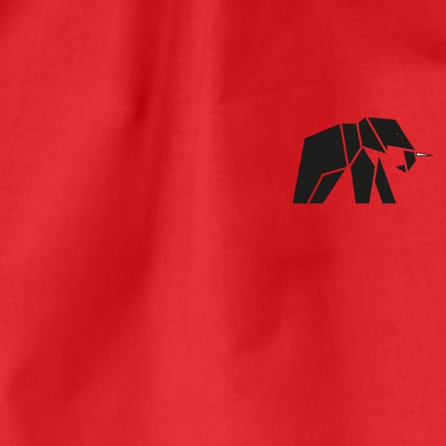 Schönes Elefanten Design für Elefanten Fans