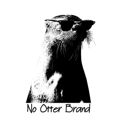 No Otter Brand Original - Turnbeutel