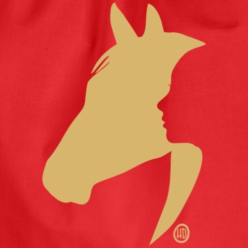 Pferd - Turnbeutel
