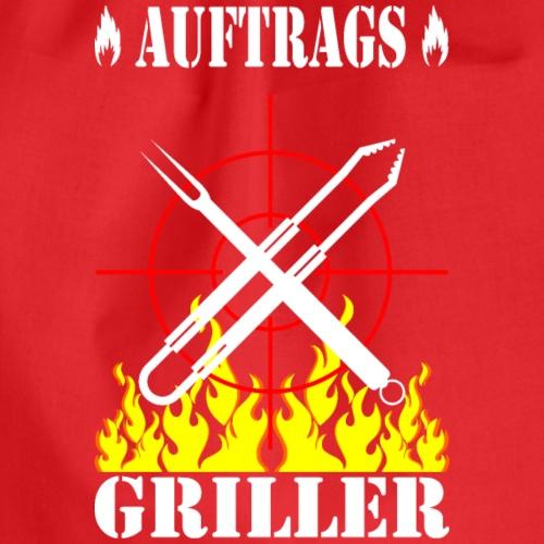 Auftrags Griller - Turnbeutel