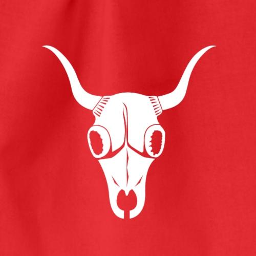 White Bufa Skull - Sac de sport léger
