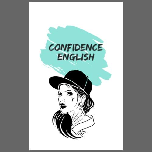 SUDADERAS CONFIDENCE ENGLISH - Mochila saco
