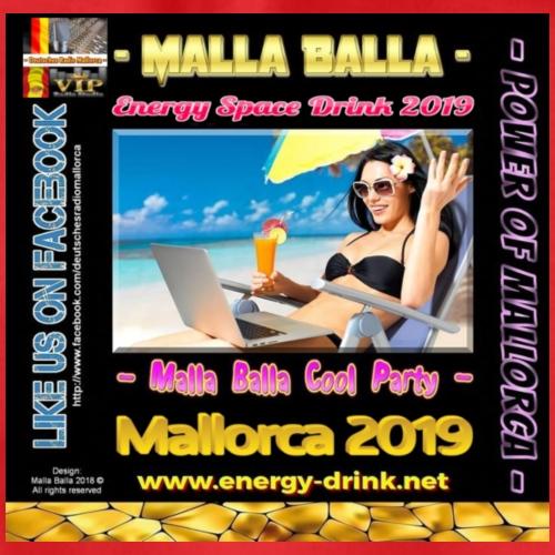 Malla Balla Sace Drink 2019 - Turnbeutel