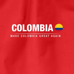 Ægtemand Colombia Great Again - Sportstaske