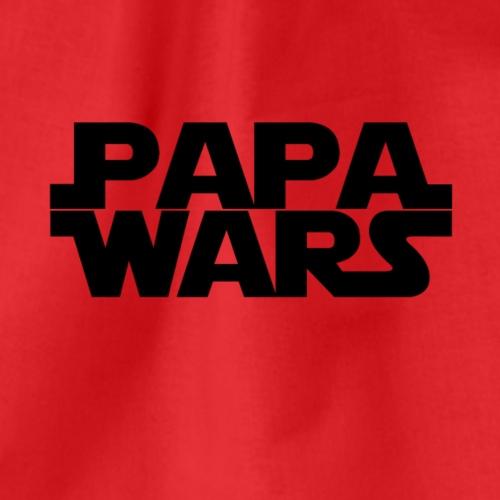 Papa wars - Turnbeutel
