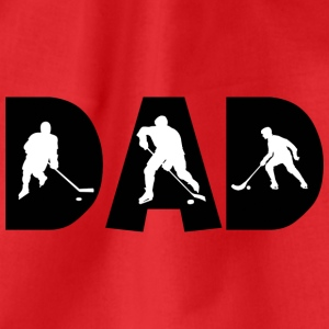 Hockey Dad - Sacca sportiva