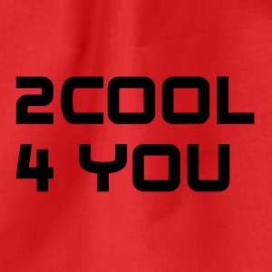 2COOL4YOU - Turnbeutel