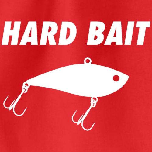 hardbait - white design or a hardbait / jerkbait - Drawstring Bag