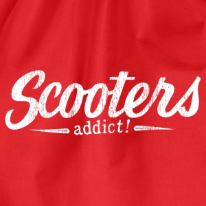 Scooters addict! - Drawstring Bag